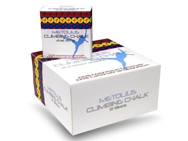 Metolius Chalk Block 8-pack